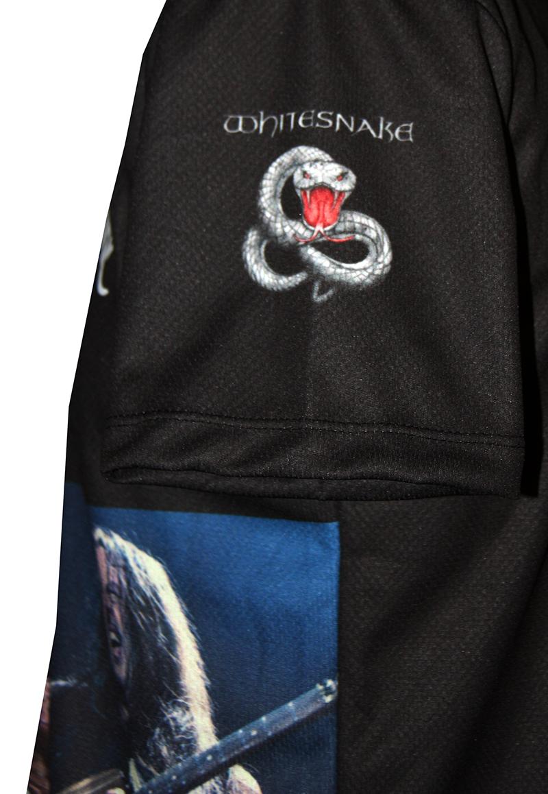 T shirt whitesnake -  Whitesnake Tee Music Groups Rock Bands Heavy Metal