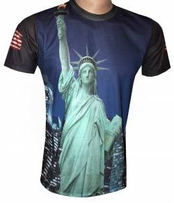 usa new york statue liberty trip t shirt destinations