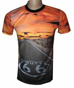 usa route 66 trip shirt destinations