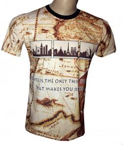 camiseta destino trip