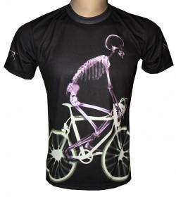 shirt gothic skull skeleton