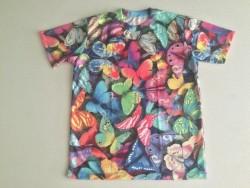 tshirt pattern butterflies