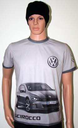 maglietta motorsport racing vw scirocco