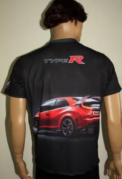 honda type r t shirt motorsport racing