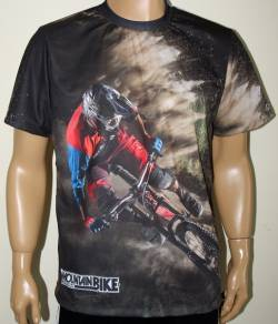 mountain bike t shirt motorsport racing