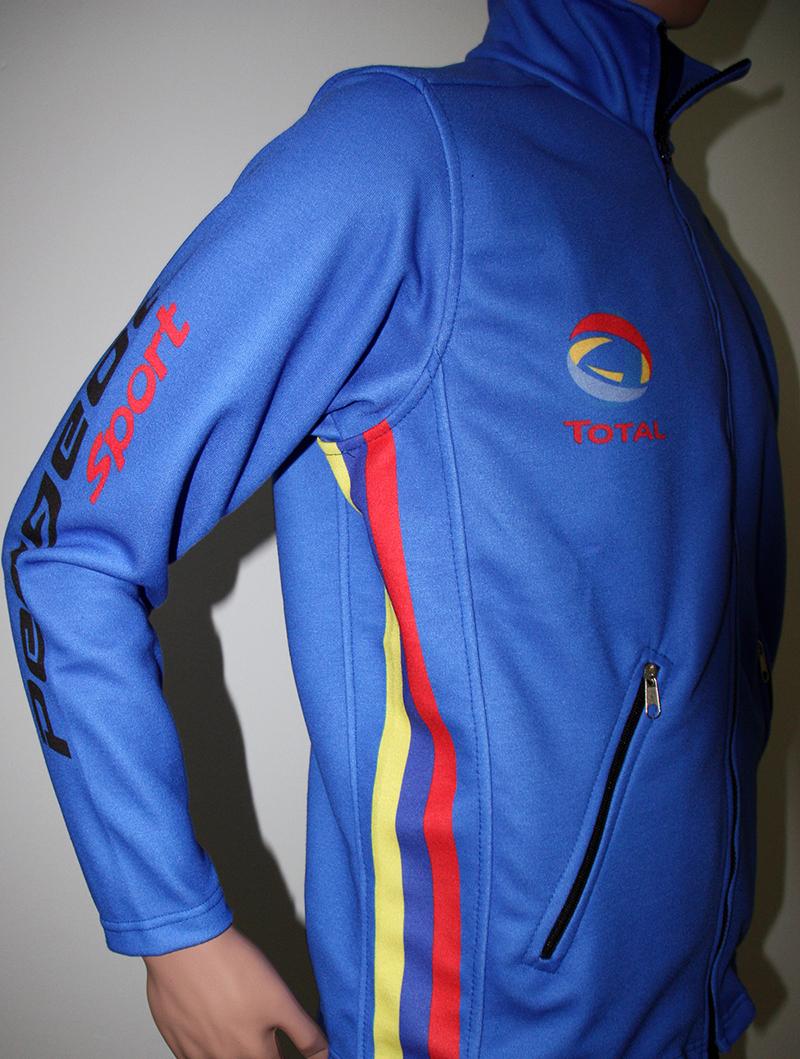 peugeot sport blue jacket t shirts with all kind of auto. Black Bedroom Furniture Sets. Home Design Ideas