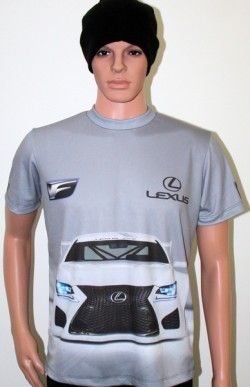 tshirt motorsport racing lexus rc f gt3
