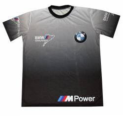 bmw nurburgring m power motorsport racing maglietta