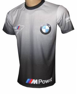 bmw nurburgring m power motorsport racing t shirt