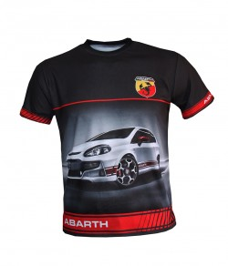 fiat abarth 500 t shirt motorsport racing.JPG