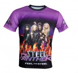 steel panther t shirt music band heavy metal.JPG