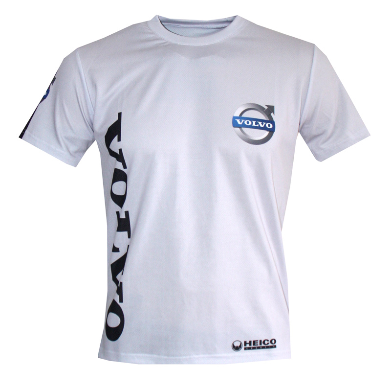 92205eae587 Volvo t-shirt with logo and all-over printed picture - T-shirts with ...