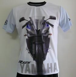 yamaha yzf r125 racing t shirt