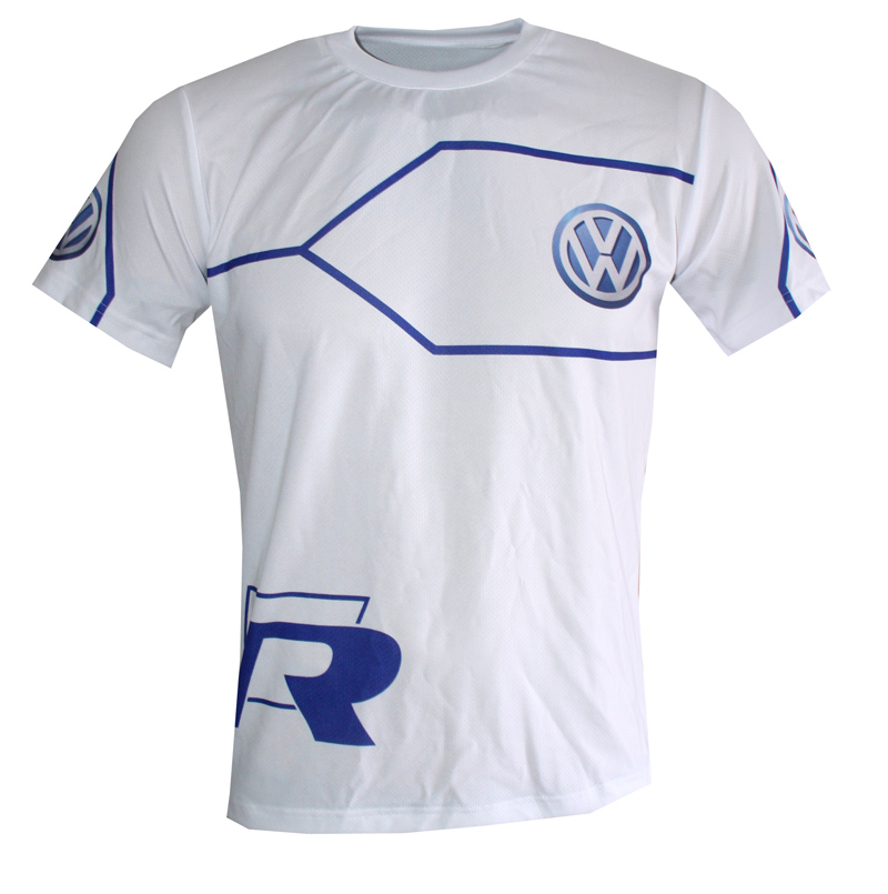 vw  shirt  logo    printed picture  shirts   kind  auto moto