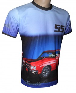 shirt chevrolet chevelle ss motorsport racing
