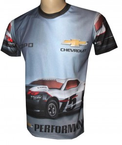 maglietta chevrolet copo camaro motorsport racing