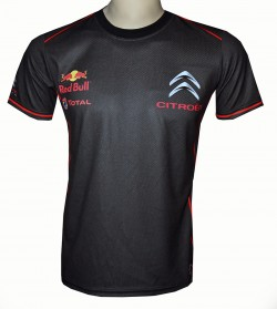 camiseta citroen motorsport racing