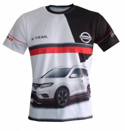nissan nismo x trail motorsport racing t shirt.JPG