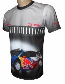 citroen loeb rally motorsport racing camiseta