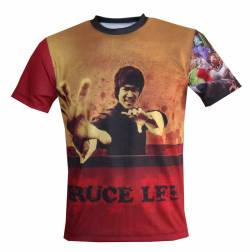 bruce lee martial art motivation t shirt .JPG