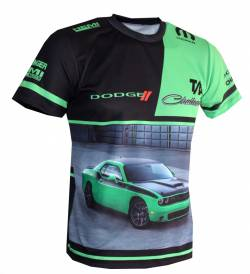 dodge challenger motorsport racing t shirt.JPG
