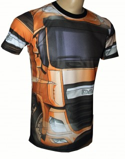 shirt daf truck xf motorsport racing