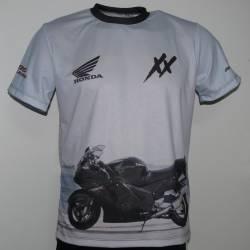 honda 1100xx super blackbird camiseta