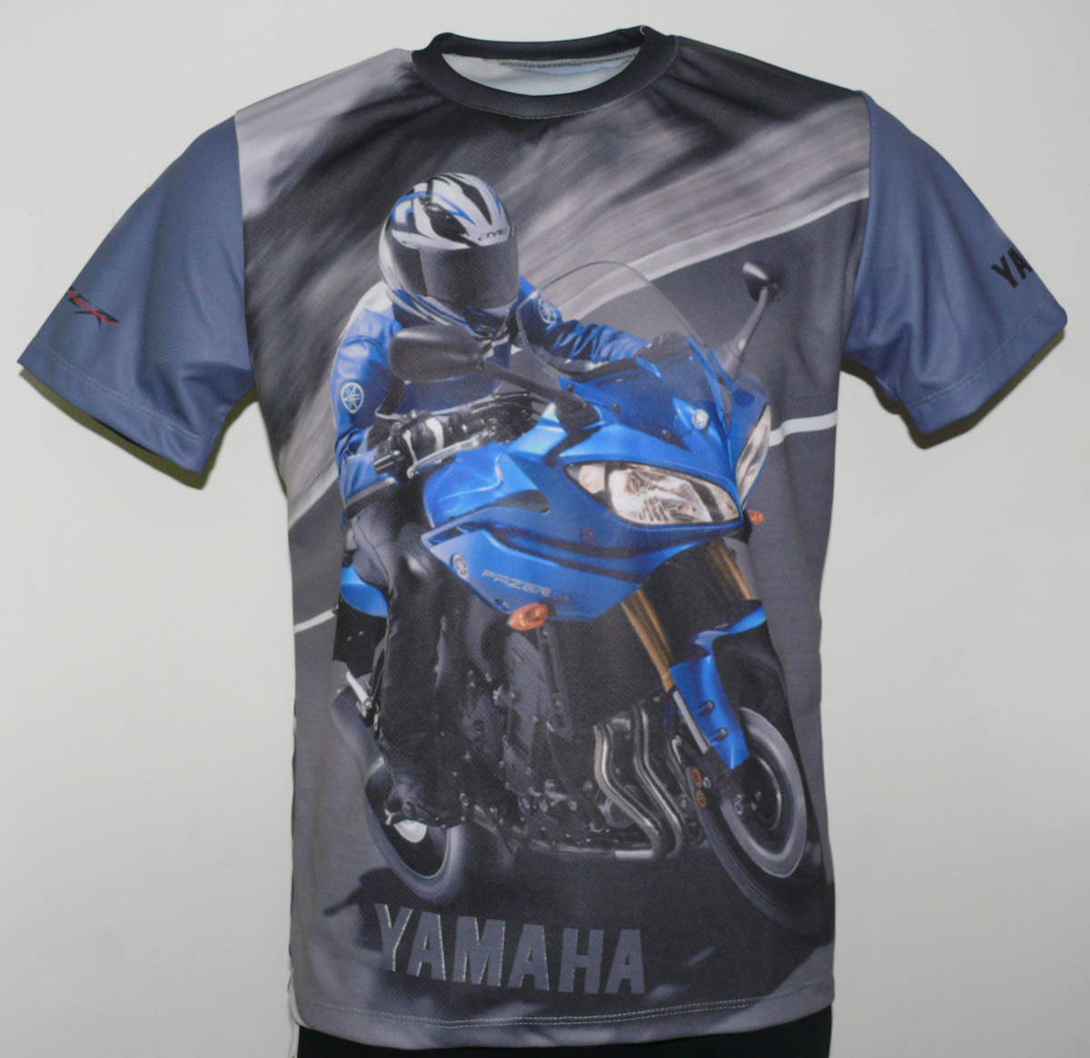 yamaha fazer  shirt  logo    printed picture  shirts   kind  auto