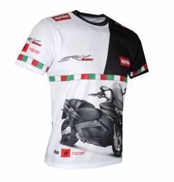 Aprilia SRV 850 ABS ATC scooter 2016 motorsport camiseta