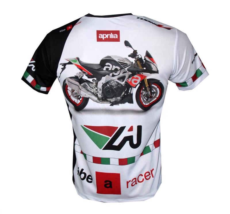 Jaxon Lee Tuono V4 R APRC Motorbike Aprilia Art T-shirts