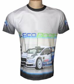 ford rally fiesta motorsport racing shirt
