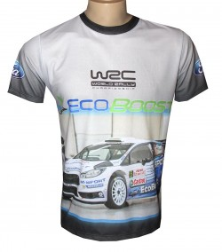 shirt motorsport racing  ford wrc rally fiesta
