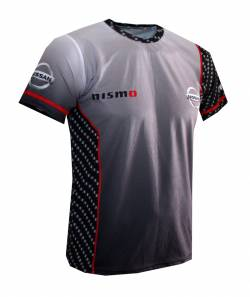 nissan nismo motorsport racing carbon camiseta.JPG