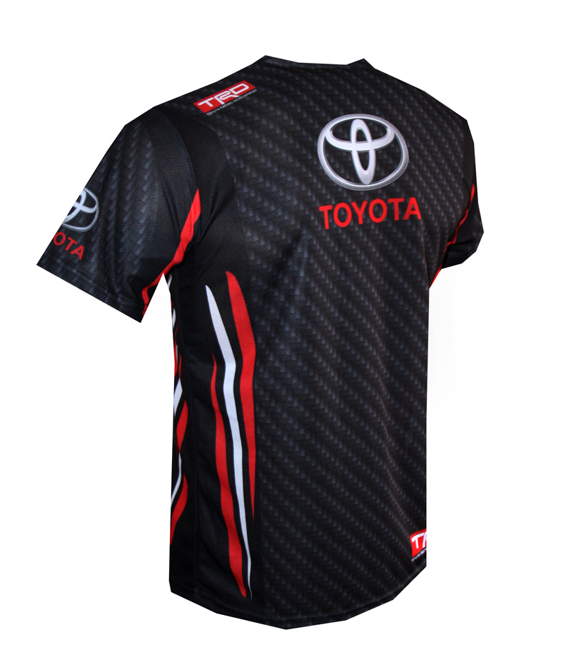 Mini Cooper Colors >> Toyota t-shirt with logo and all-over printed picture - T ...