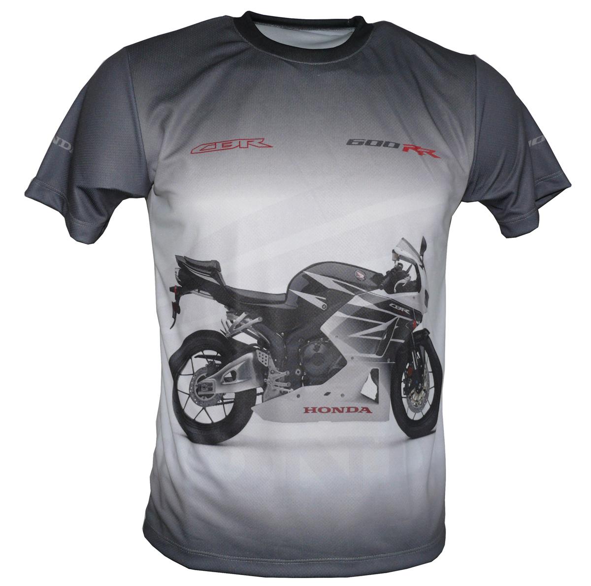 T-shirt  for bike HONDA CBR600RR Tshirt CBR 600RR motorcycle CBR 600 RR moto