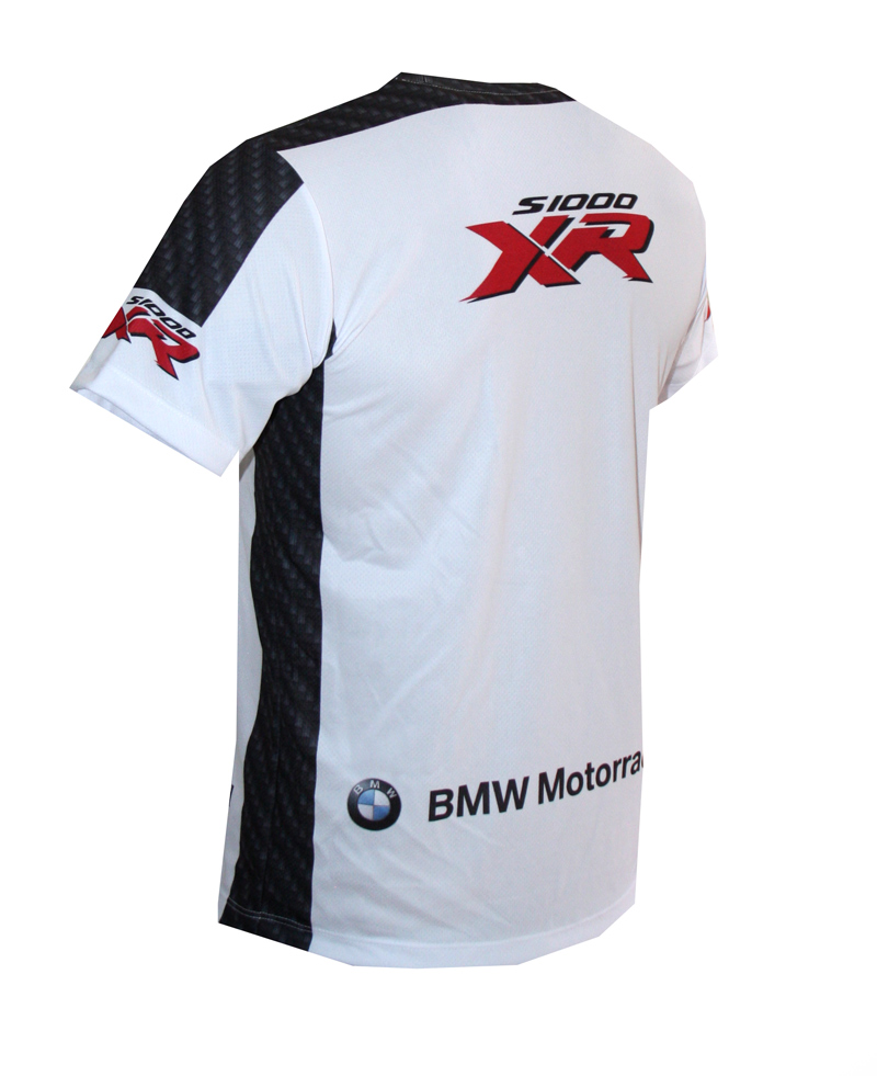 bmw s1000xr t shirt with logo and all over printed picture. Black Bedroom Furniture Sets. Home Design Ideas