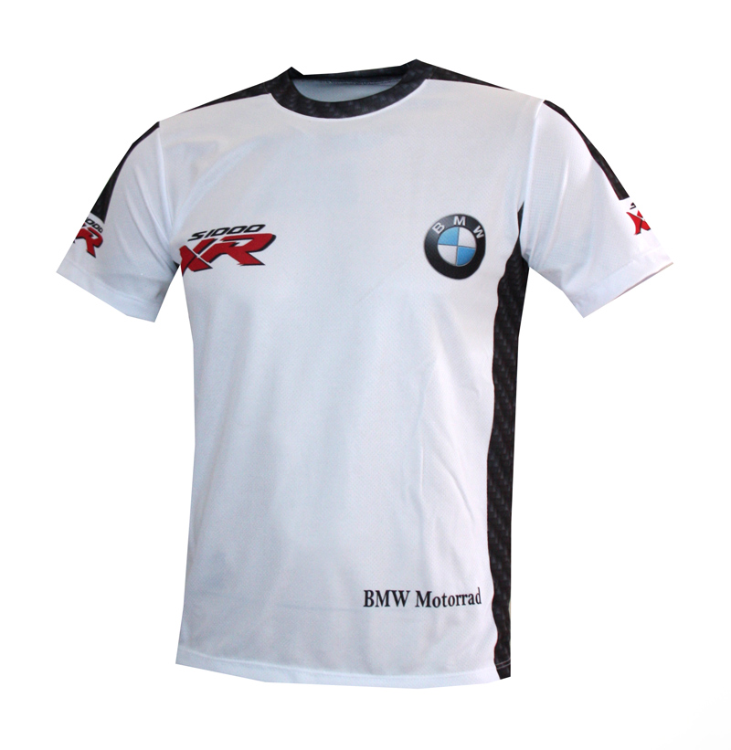 ab2682abe675 BMW S1000XR t-shirt with logo and all-over printed picture - T ...