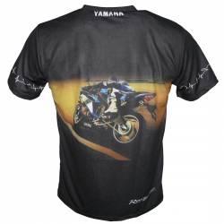 yamaha addict r1 r6 r125 revs camiseta