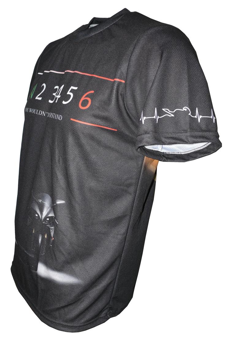 yamaha addict r1 r6 r125 revs shirt
