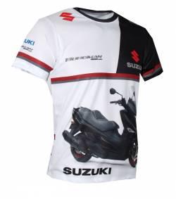 Suzuki AN400 Burgman 400 scooter 2016 camiseta