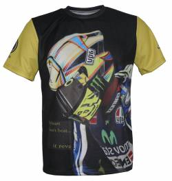 valentino rossi vr46 the doctor t shirt