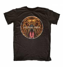 bear animal great power cartoon t shirt