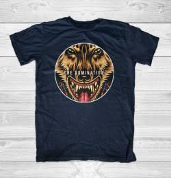 hyena motivation animal domination shirt