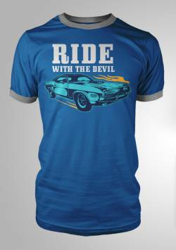 fast ride devil american t shirt