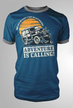 land rover adventure offroad shirt