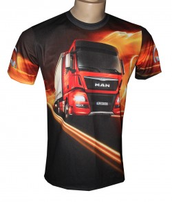 t shirt motorsport racing man truck