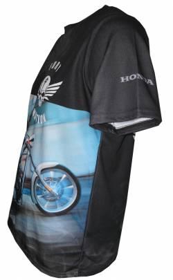 Honda VT1300CX low seater chopper t-shirt