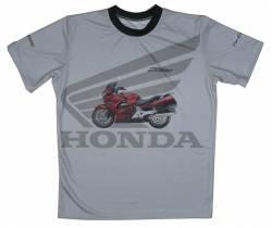 Honda ST 1300 Pan European 2017 tourer cruiser tshirt