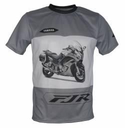 yamaha fjr 1300 2013 printed t shirt