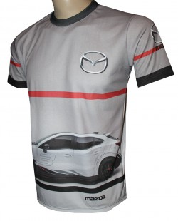 shirt motorsport racing mazda sport